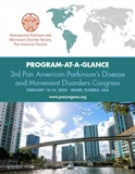MDS-PAS Congress 2020 Program-at-a-Glance